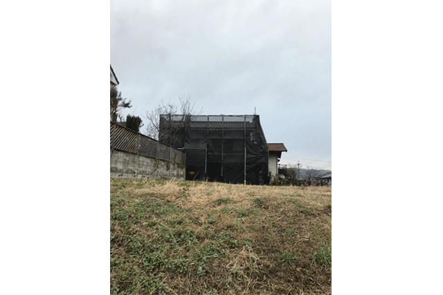 3月9日 奈良県F様邸