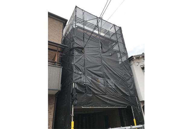 4月23日 大阪市鶴見区M様邸