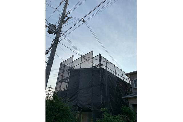 7月4日 大阪府 M様邸