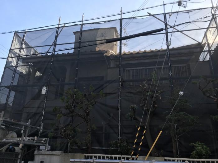 兵庫県宝塚市にて