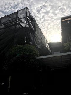 大阪府枚方市にて