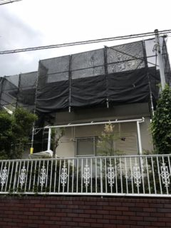 6月17日奈良県生駒郡にて